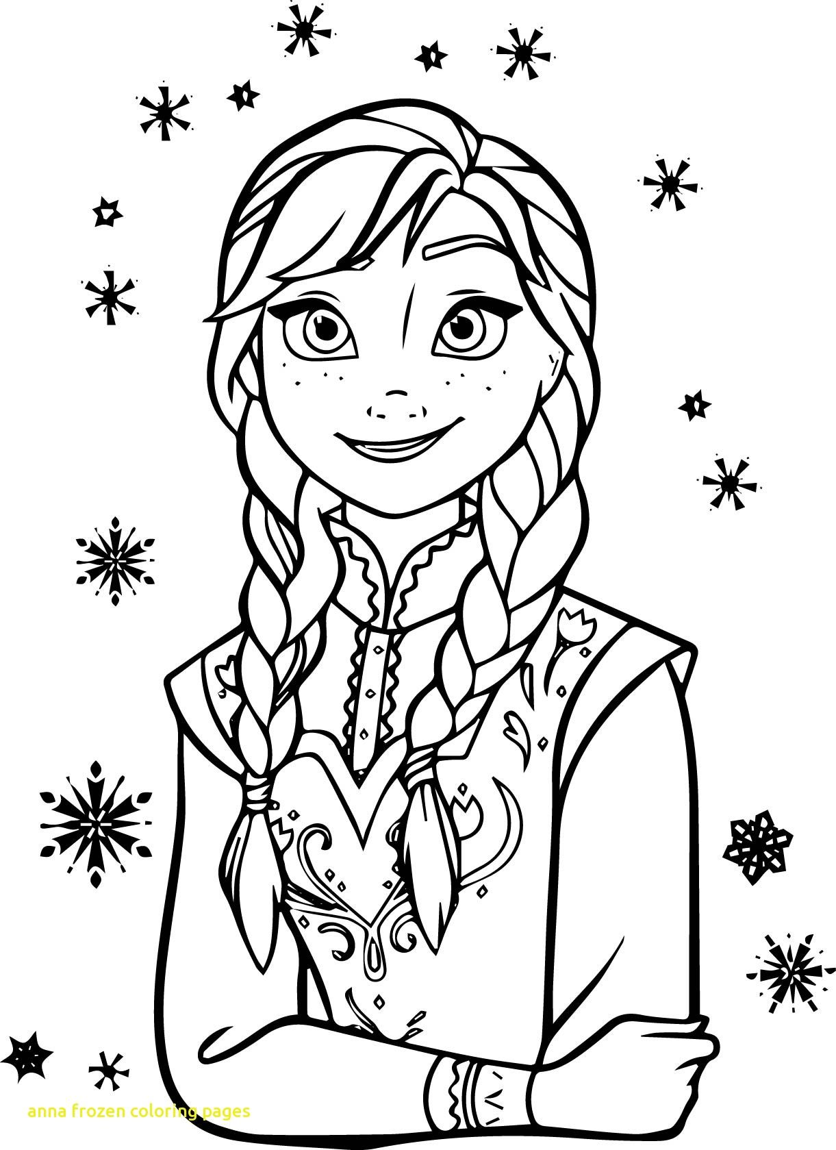 1221x1679 Anna Frozen Coloring Pages With Anna Listen Coloring Page Of Anna