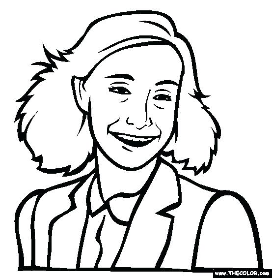 554x565 Anne Frank Coloring Pages Frank Printable Coloring Pages Coloring