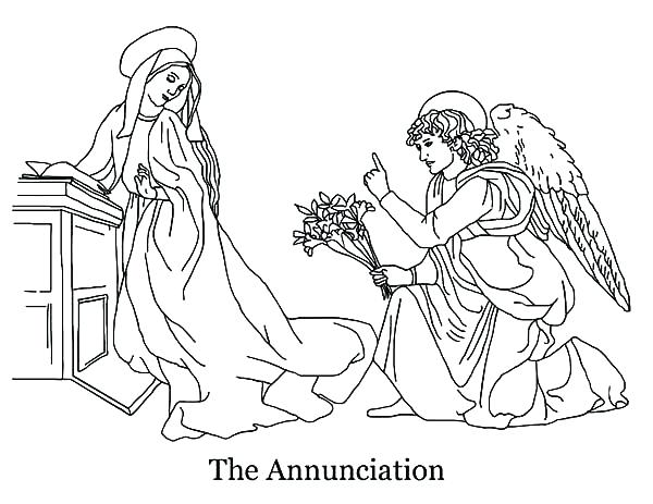 600x463 Mary Coloring Pages Amazing And Coloring Page Hail Mary Coloring