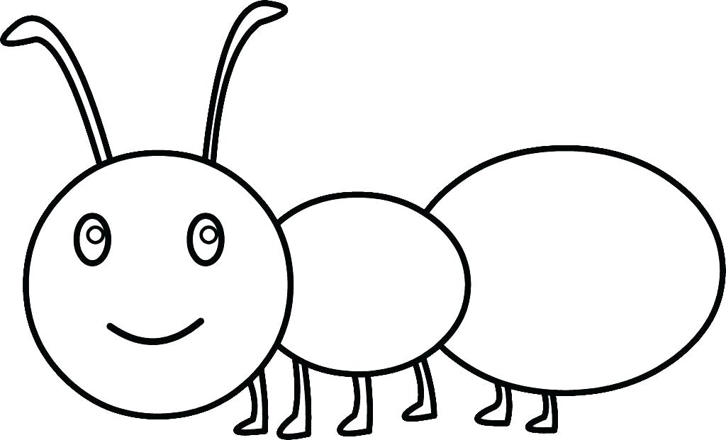 1024x621 Anteater Coloring Page Ant Coloring Pages Ant Coloring Page