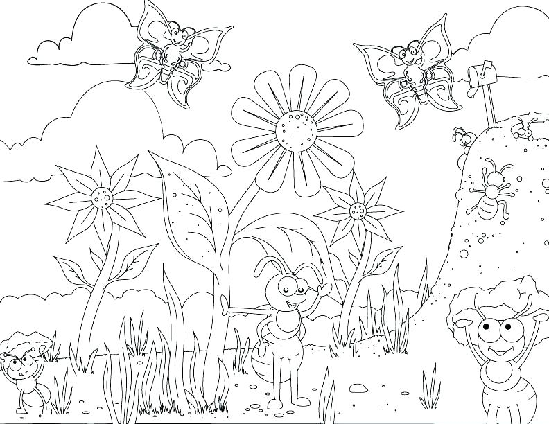 792x612 Stunning Ant Coloring Page Best Of Or Stunning Ant Coloring Page