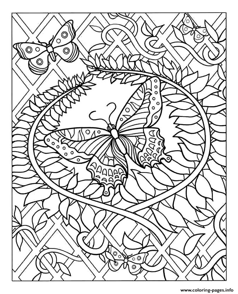 Anti Stress Coloring Pages Printable at GetDrawings.com | Free for ...