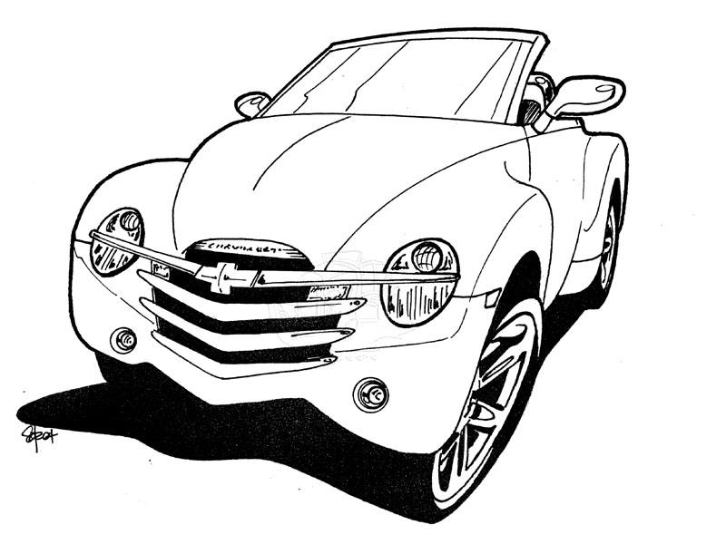 800x600 Antique Car Coloring Pages Az Coloring Pages Classic Car Coloring