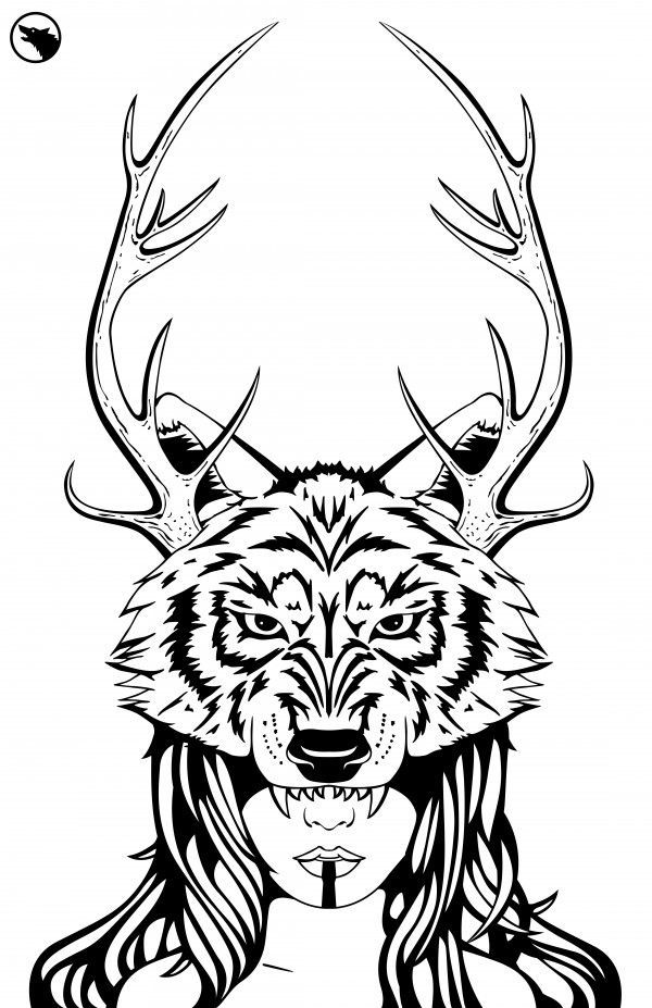 600x927 Coloring For Adults