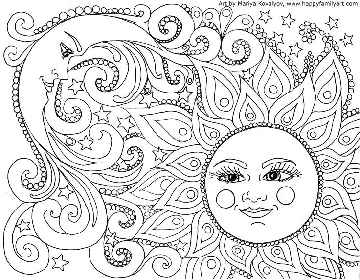 Anxiety Coloring Pages At GetDrawings Free Download