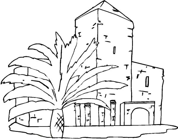 600x467 Apartment Near The Palms Coloring Pages Best Place To Color