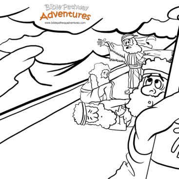 367x367 Apostle Paul Shipwrecked Coloring Page The Apostle Paul Bible