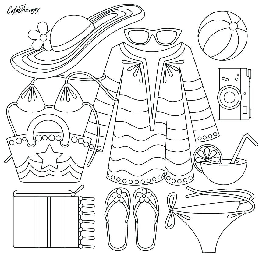 850x850 Fun Coloring Page Fun Pages To Color Coloring Pages App Therapy