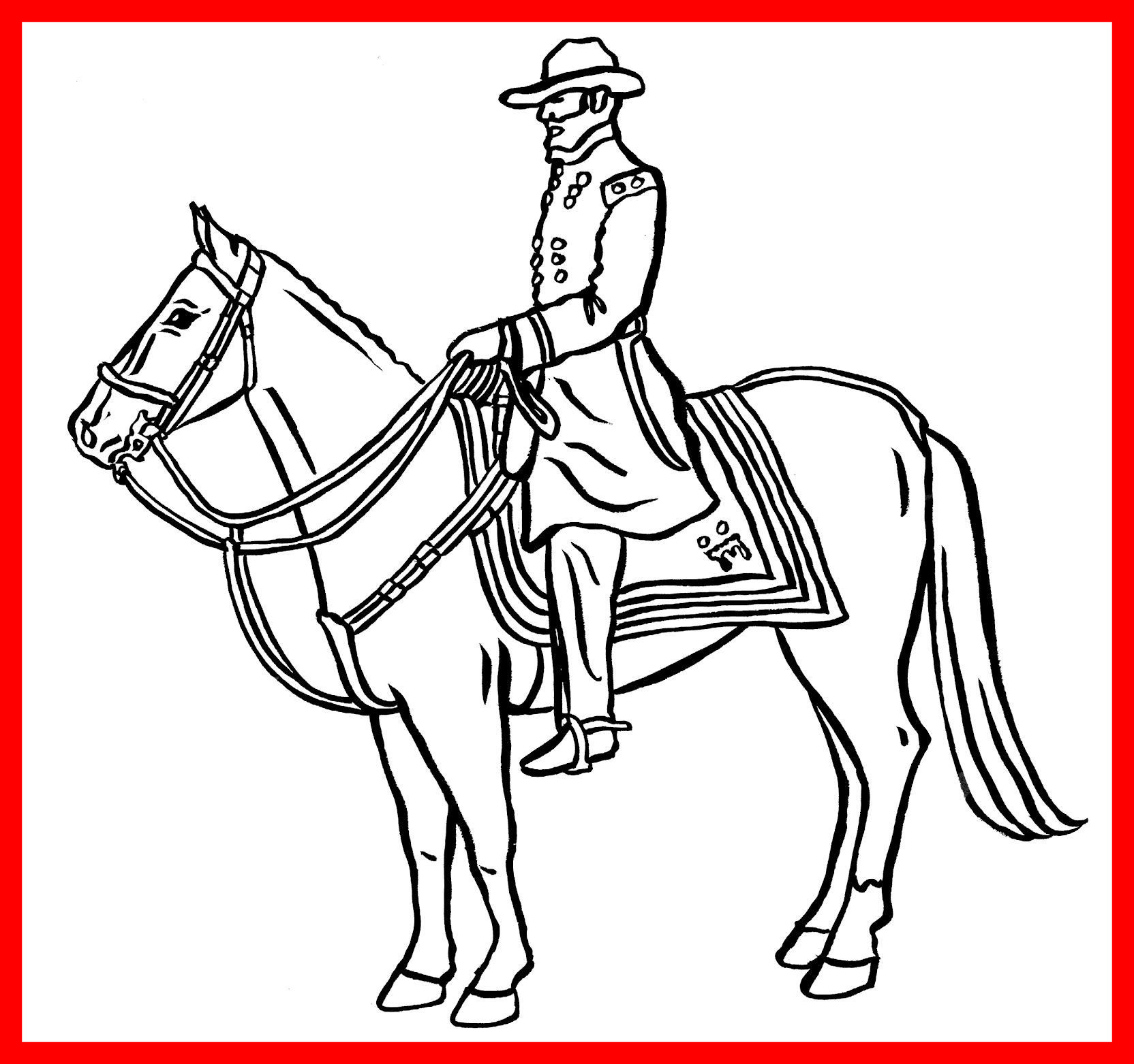 1664x1563 The Best King Riding Horse Kids Net Pic For Appaloosa Coloring