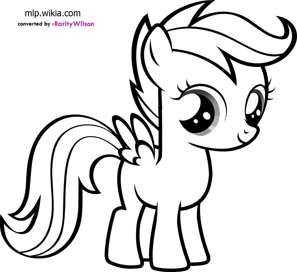 1200x1100 Cute Pony Coloring Sheets My Little Ponies Pages
