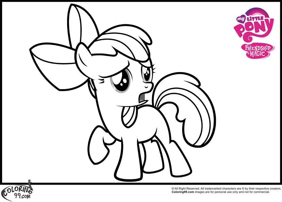 980x700 Girl Meets World Coloring Pages Inspirational My Little Pony Apple