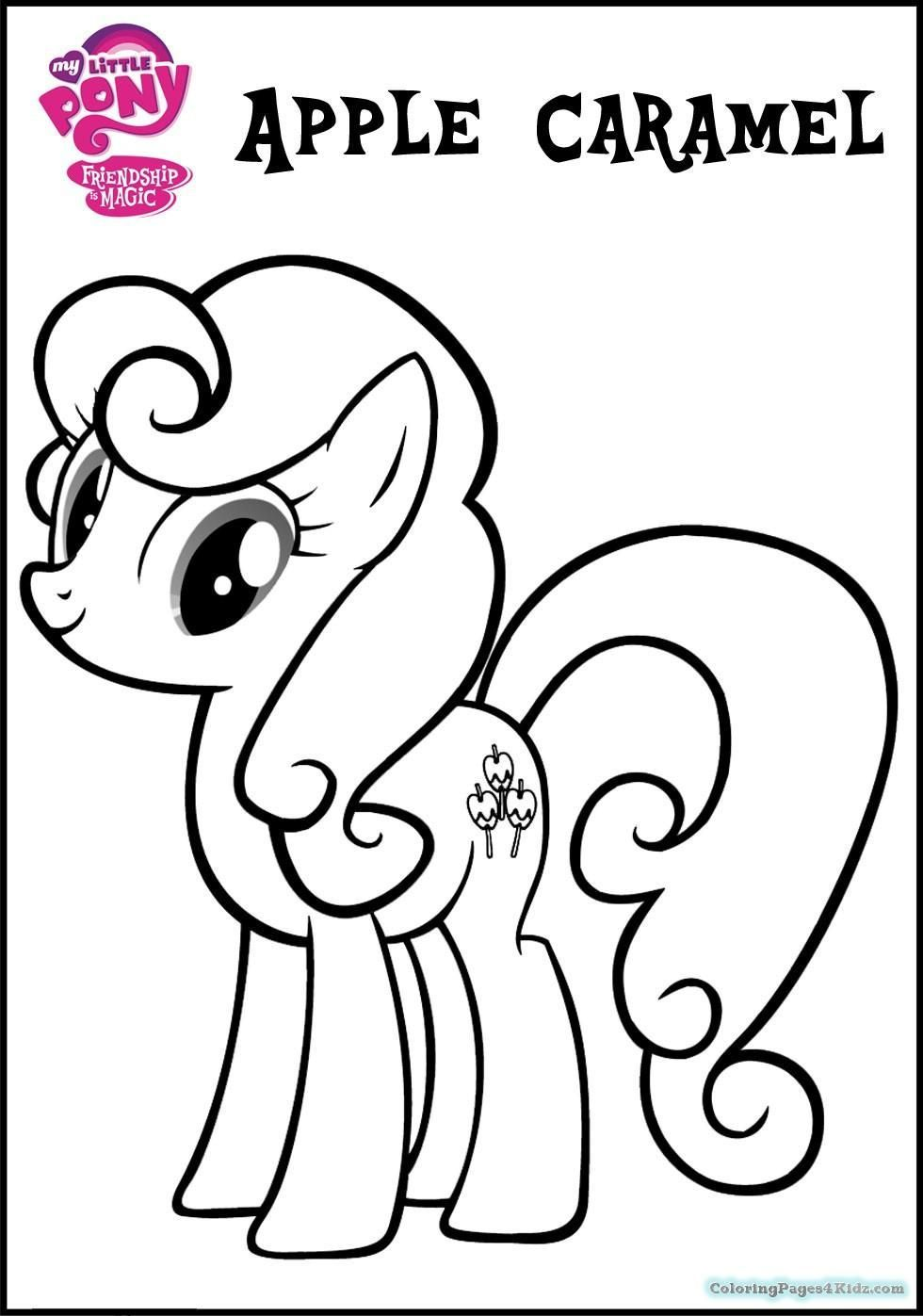 980x1397 Apple Bloom Coloring Page Coloring Sheets