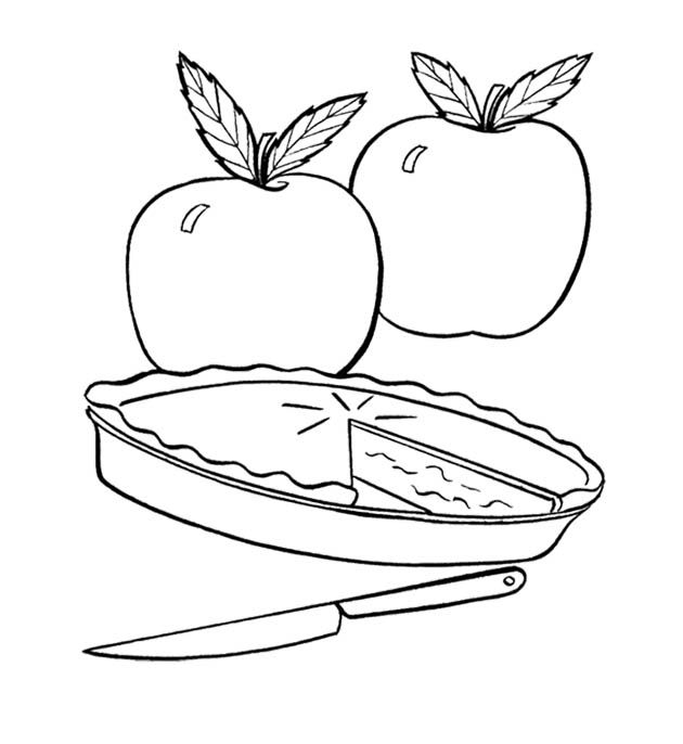 630x686 Fresh Apple Pie Coloring Page For Kids Action Man Coloring Page
