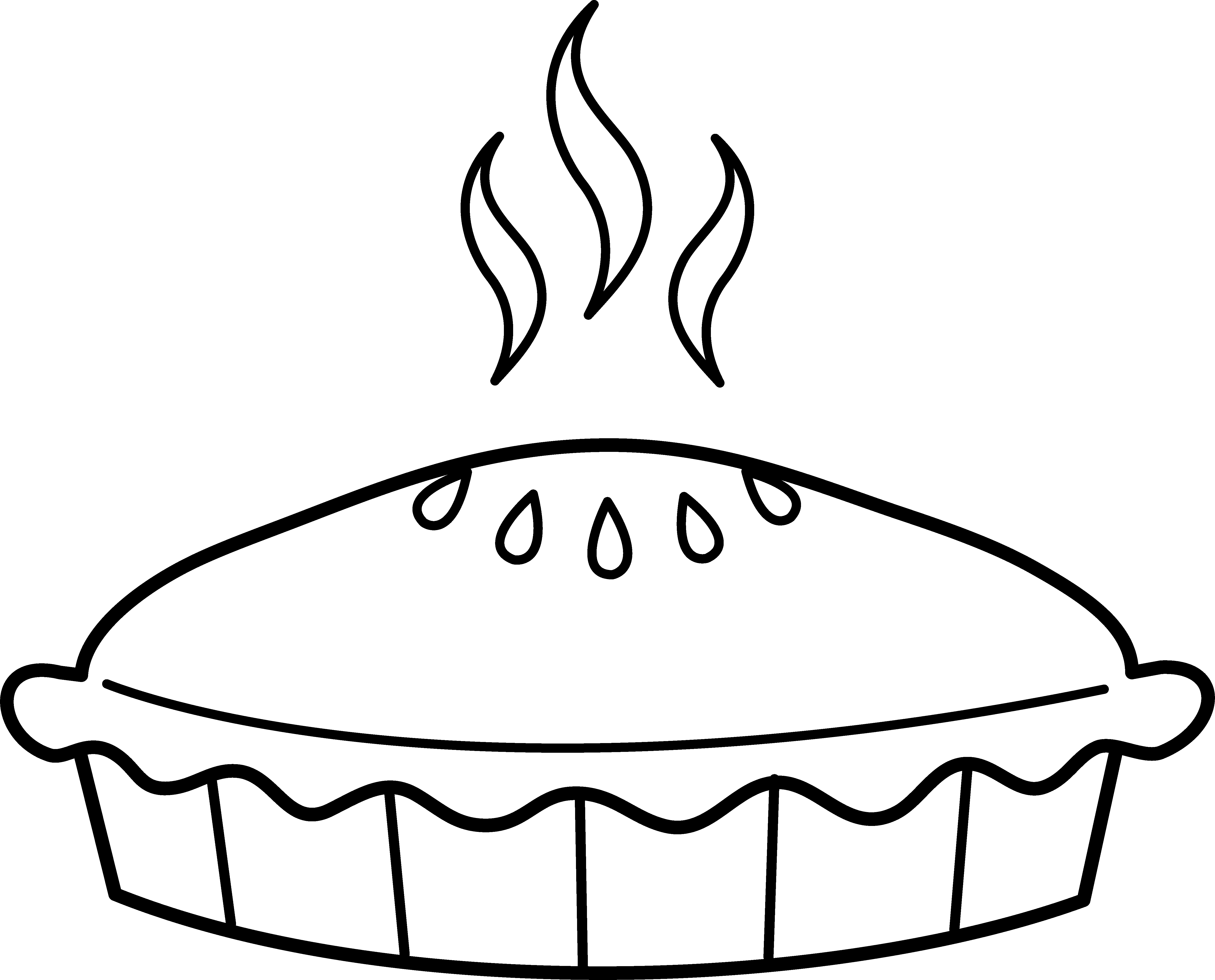 5529x4459 Pies Coloring Pages