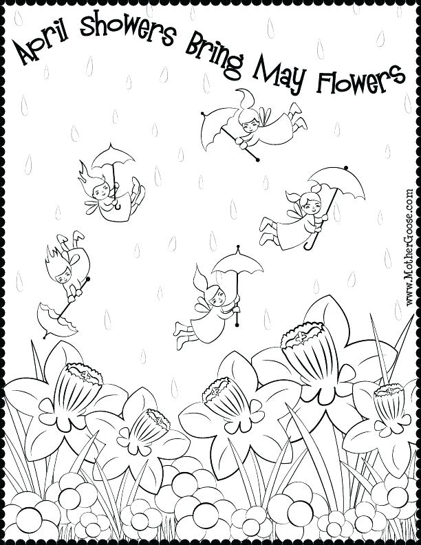 612x792 April Coloring Sheets Practice Writing The Word Coloring Page