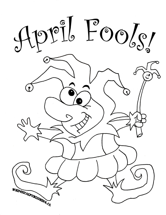 569x736 April Coloring Pages Erf Coloring