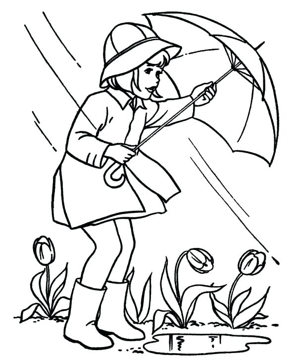 600x734 April Coloring Pages Coloring Pages For New Coloring Pages