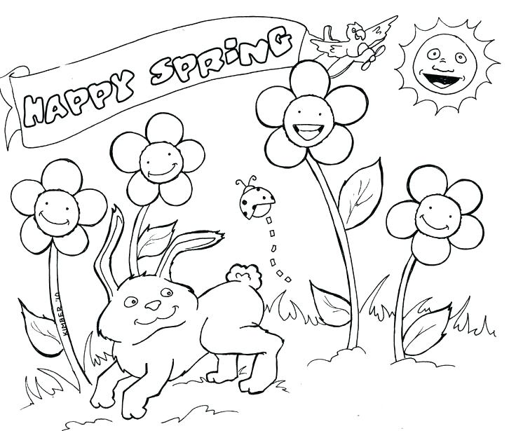 736x615 April Coloring Pages Coloring Page Printable April Showers