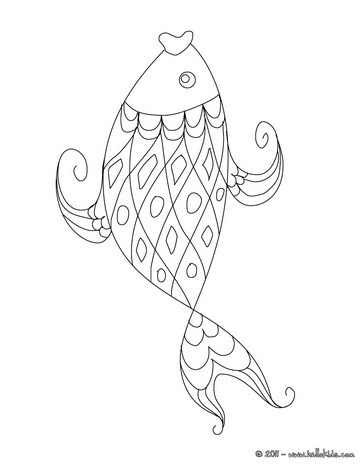 364x470 April Fool's Day Coloring Pages
