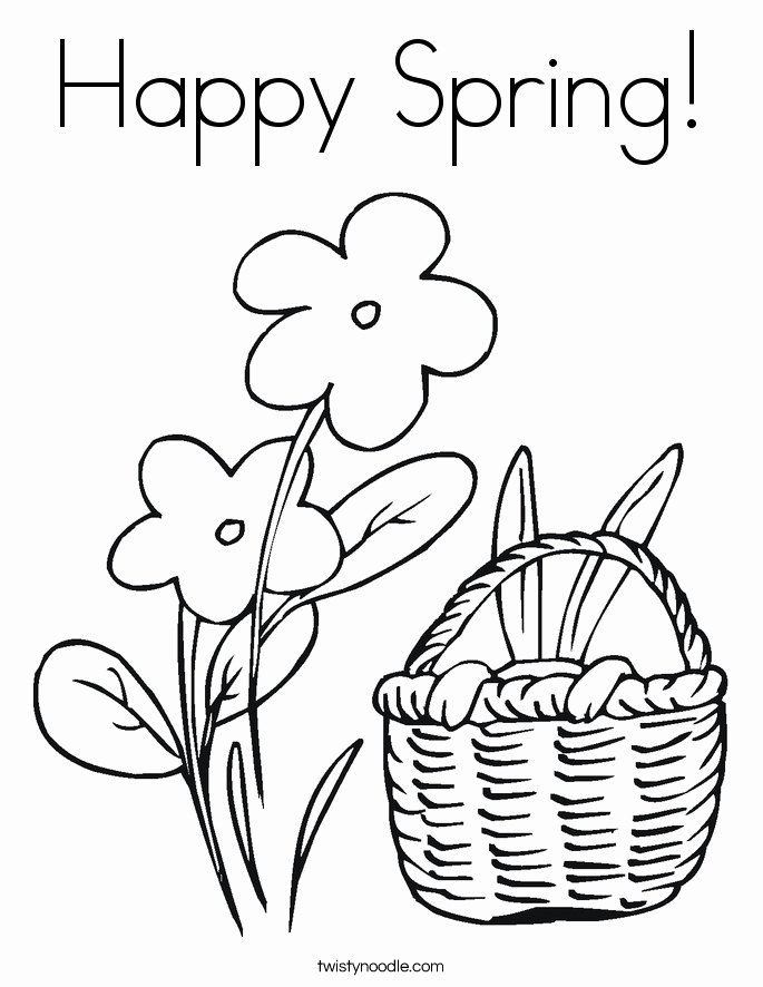 685x886 April Coloring Pages Collection April Coloring Pages Packed