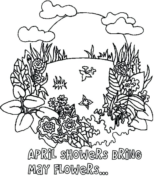 600x686 April Coloring Pages Coloring Pages Full Size Of Coloring Coloring