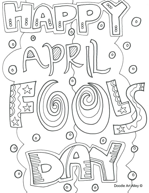 618x800 April Fools Day Coloring Pages Free Coloring Pages April Fools Day