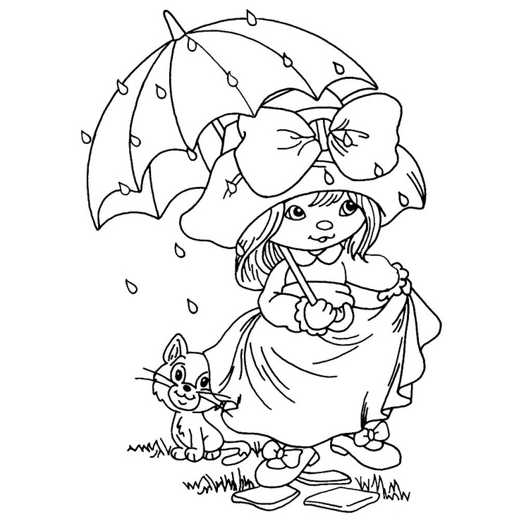 736x736 April Showers Coloring Pages Awesome April Shower Bring May Flower