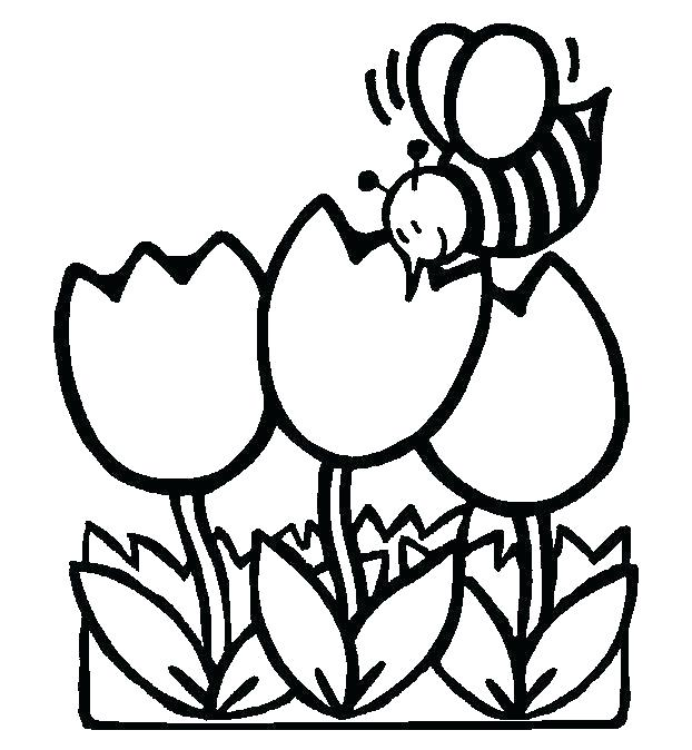 622x674 April Showers Coloring Pages Coloring Pages Showers April Showers