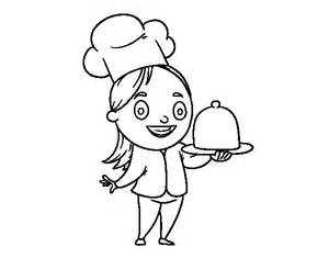 300x235 Chef Wearing Apron Coloring Pages Download Free Chef Wearing Apron