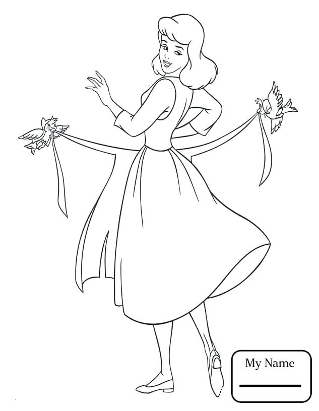 633x816 Apron Coloring Page Cartoons Birds Help To Use Her Apron Coloring