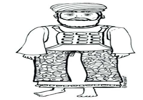 476x333 Apron Coloring Page Doctor Coat Science Lab Coat Chef Apron