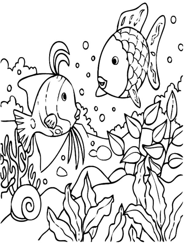 Aquarium Coloring Pages For Kids at GetDrawings.com | Free for ...