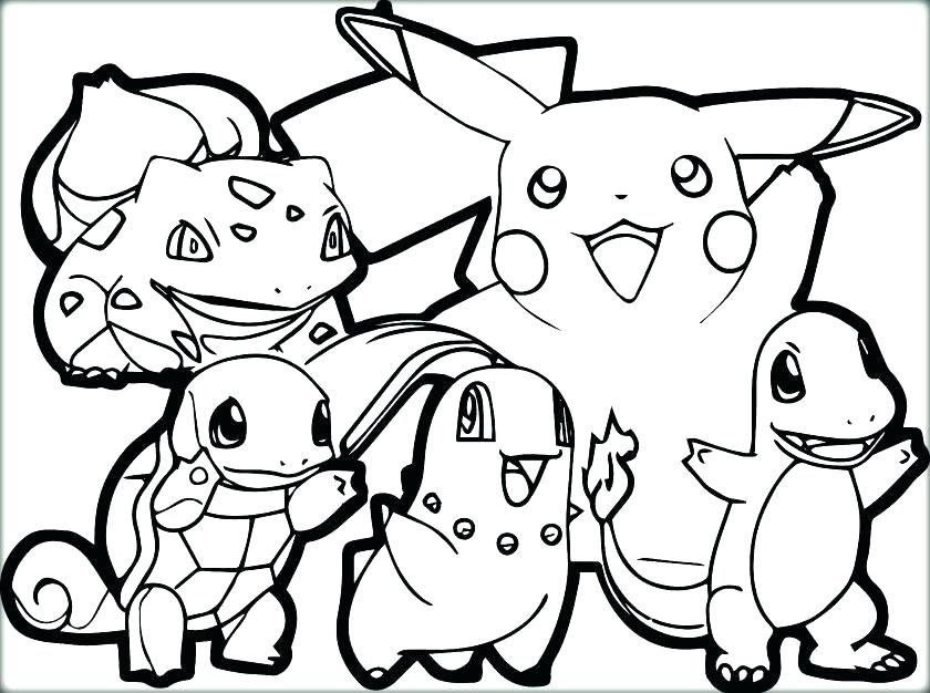 840x626 Pokemon Printable Coloring Pages Coloring Pages Printable Coloring