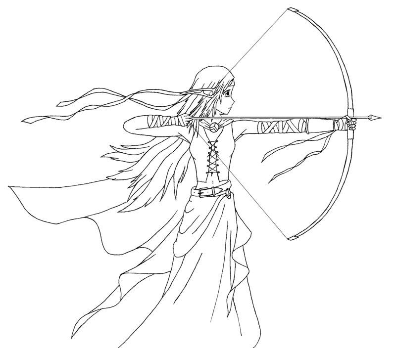 800x704 Color Me Artemis