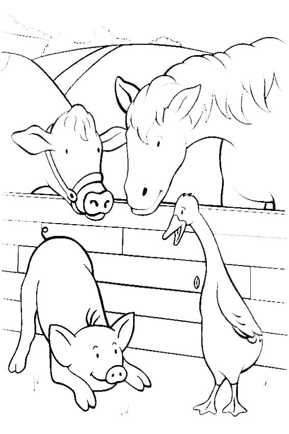 567x850 Arctic Animals Coloring Pages For Preschoolers Sheet Lovely Design