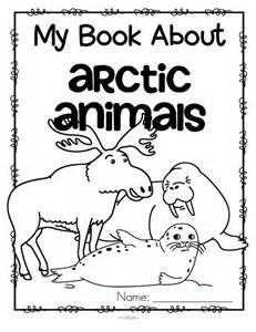231x300 Arctic Animals Foldable Booklets Foldable Informational