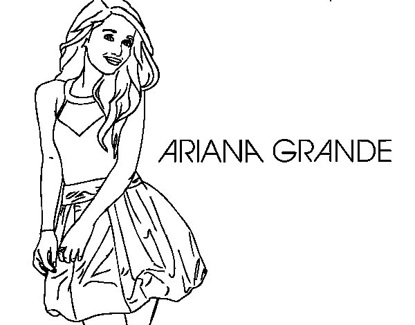 600x470 Ariana Grande Coloring Pages Elegant Free Coloring Pages Of Ariana