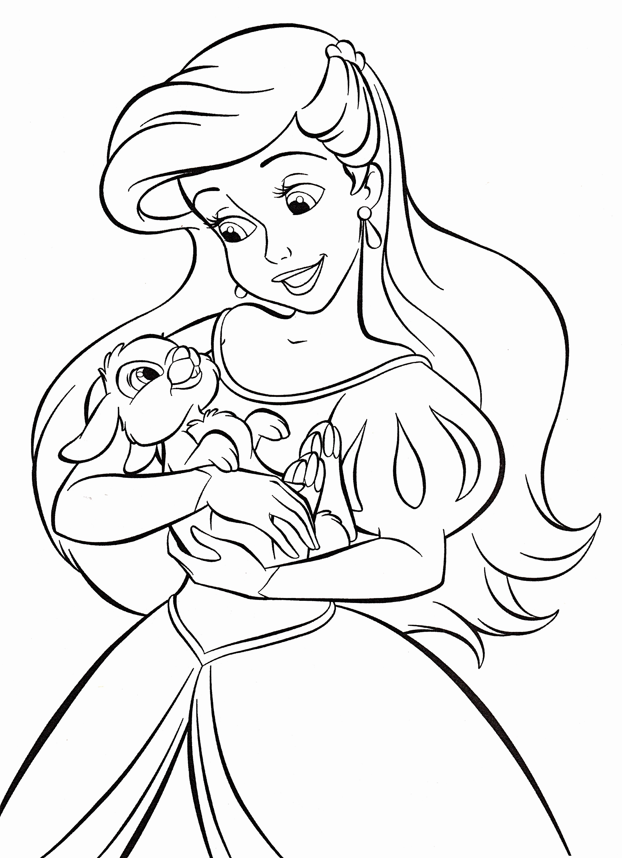 2022x2789 Free Disney Printable Coloring Pages Best Of Christmas Coloring