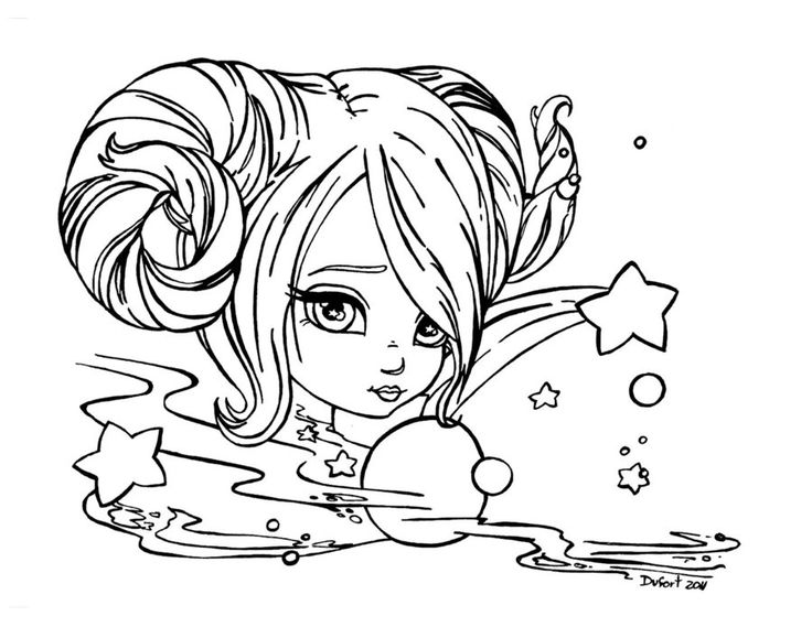 Aries Coloring Pages