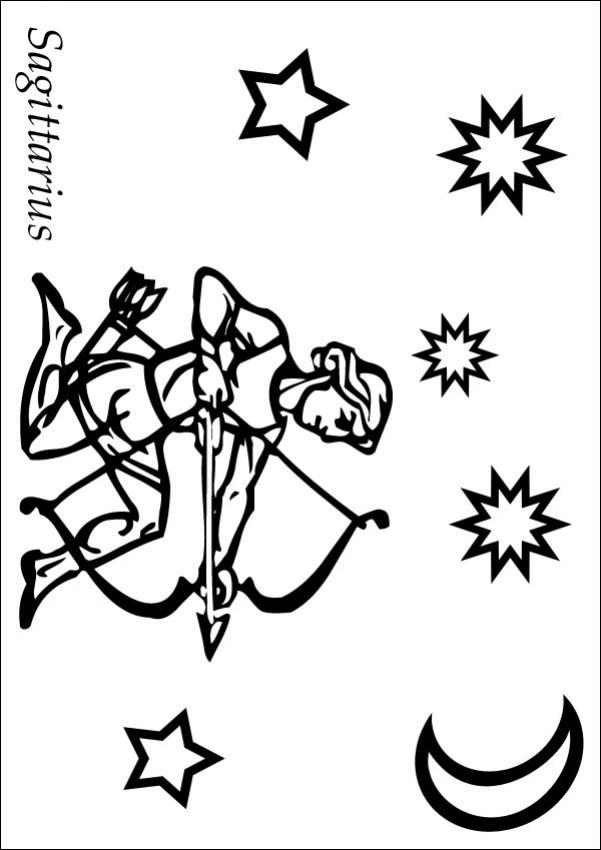 601x850 Aries Coloring Pages