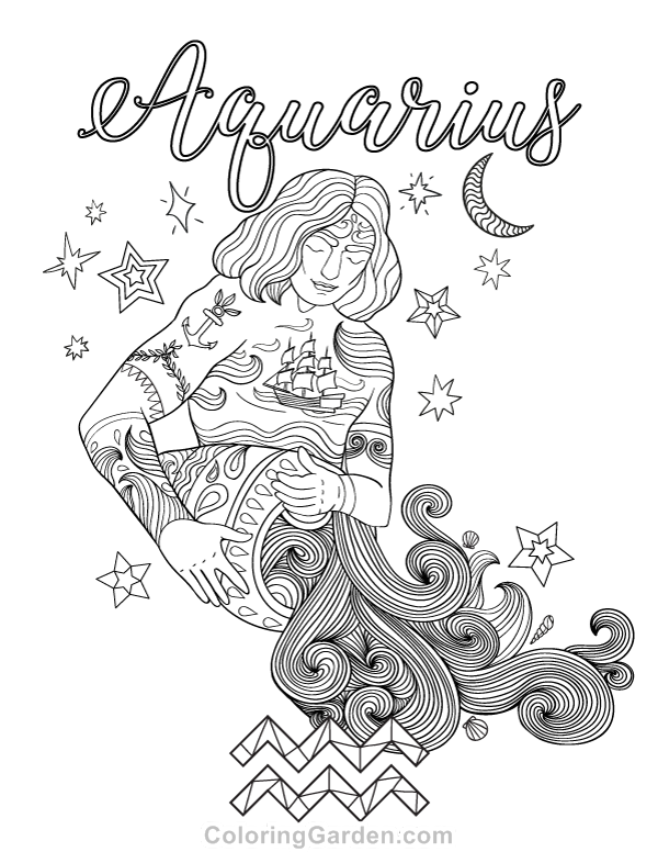 600x776 Free Adult Coloring Pages