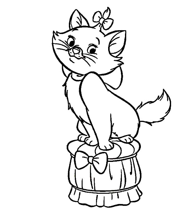 The Best Free Marie Coloring Page Images Download From 89 Free