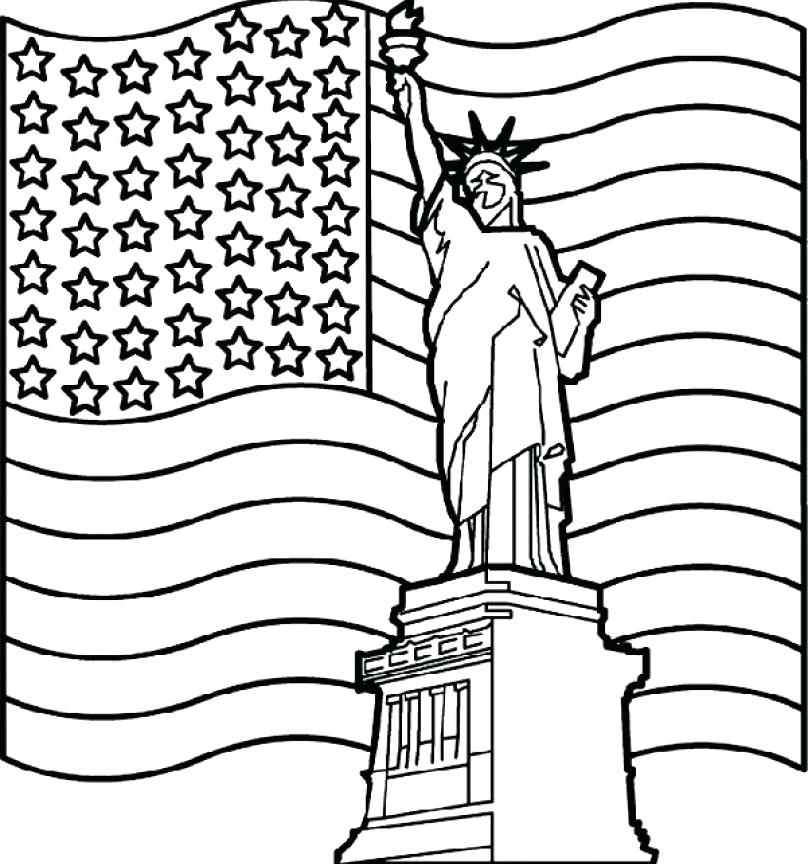 808x864 Us Symbols Coloring Pages Symbols Coloring Pages For Toddler Us