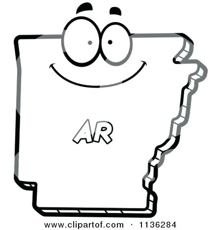 450x470 Arkansas Coloring Pages Coloring Pages Coloring Pages State