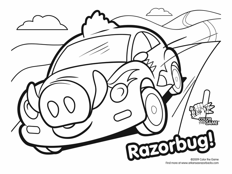 800x600 Arkansas Football Coloring Pages Oh They Have An Lsu Page