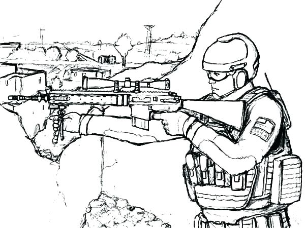 600x450 Army Coloring Sheets