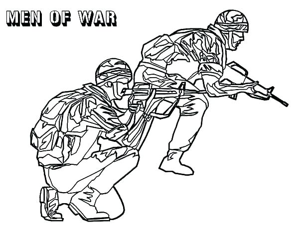 600x464 Army Guy Coloring Pages Army Coloring Pages Website Inspiration