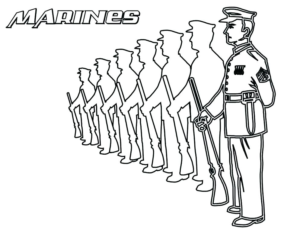 994x768 Army Coloring Pages Printable Army Coloring Pages For Adults