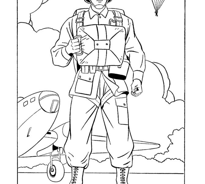 670x600 Army Coloring Pages Printable Free Printable Army Coloring Pages