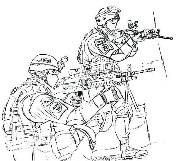 600x545 Army Coloring Sheets Army Coloring Pages Printable Army Coloring
